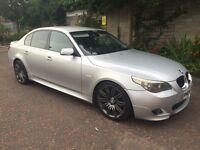 BMW 525D SE Auto M Sport Spec Inside & Out E60 520d 530d