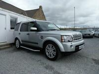 2013 (63) LAND ROVER DISCOVERY 4 GS 3.0 SDV6 AUTO ( 255 bhp )