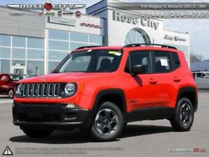 2018 Jeep Renegade Sport  - *