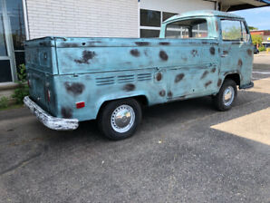 1971 Volkswagen T2 Transporter (Truck) rare fully restored