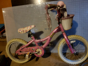 Children's Bike.