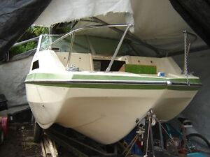 selling cheap, is a good project boat