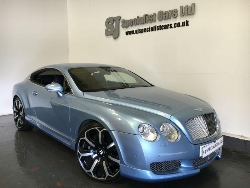 2005 Bentley Continental 6.0 GT Mulliner **Khan Edition** 67k Full History