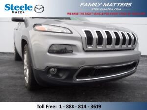 2015 Jeep CHEROKEE Limited OWN FOR $191 BI-WEEKLY WITH $0 DOWN !