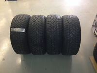 "Winter Tires-USED ""OPEN AD"" and see available sizes @ Auto Trax City of Toronto Toronto (GTA) Preview"