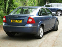 Ford Focus 1.6 Ghia**1 PREVIOUS OWNER**LOW MILEAGE**FULL FORD SERVICE HISTORY**
