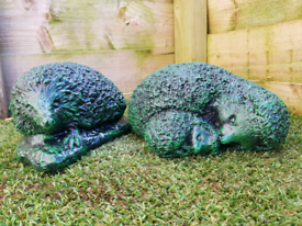 Hedgehog Garden Ornaments