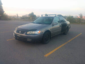 1997 Toyota Camry 4cyl PARFAIT BEATER HIVER! ROULE BIN 0 PROB!