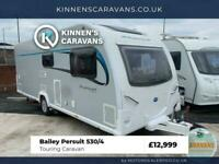 2014 Bailey Persuit 530/4 Touring Caravan