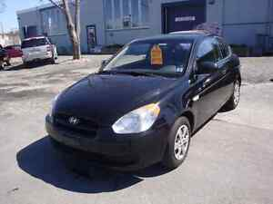 2010 Hyundai Accent 2 DOOR  hatchback
