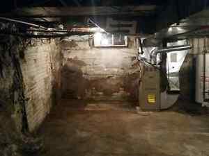 Wet Damp leaky Basement problems experienced waterproofing   Cambridge Kitchener Area image 2