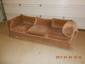 Couch and Two Chairs - used