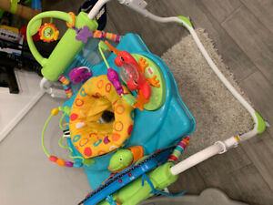 Fisher price jumperoo/jumper
