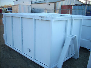12 and 40 Cubic Recycle Bins for Rent
