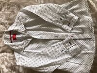 Next shirt and trousers size 3-4 years.