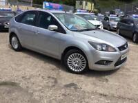 Ford Focus 1.6TDCi 110 ( DPF ) 2010.25MY Titanium ***FINANCE THIS CAR***