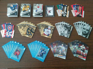UPPER DECK TIM HORTONS HOCKEY 1ere EDITION 172 CARTES
