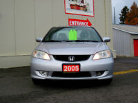 2005 Honda Civic SI Coupe RARE ! SOLD ! THANK-YOU !