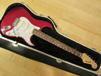 Fender 60's Classic w/ Warmoth neck and LSR Rollernut