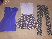 Girls 11-12 Summer clothes