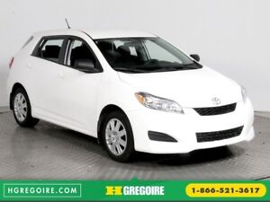 2013 Toyota Matrix A/C GR ELECT BLUETOOTH