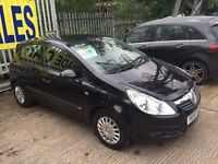Corsa 1.0 ltr new shape 57 plate only 67000 miles mint