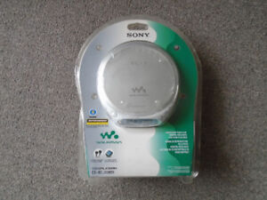 Sony CD Walkman Model DEJ361