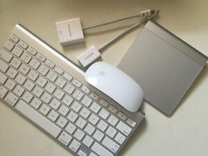 l'ensemble d'accessoires pour Mac