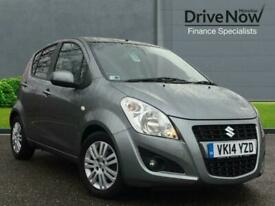 image for 2014 Suzuki Splash 1.2 SZ4 5dr Hatchback Petrol Automatic