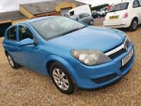 2005 Vauxhall Astra 1.8 i 16v Club 5dr Hatchback Petrol Automatic
