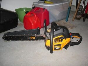 """18"""" Poloun Chainsaw and varies work tools for sale"""