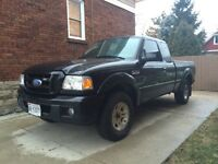 2007 Ford Ranger Sport Supercab - Reduced $4000 OBO
