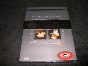 The Beatles - A Hard Day's Night (1964) - DVD double neuf scèllé