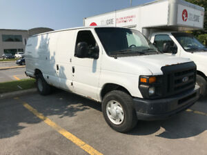 2008 Ford E250 Allongé Camionnette
