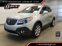 Used 2014 Buick Encore AWD 4dr Leather-SUNROOF,BOSE AUDIO