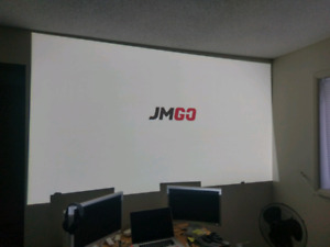 Jm Go probable projector