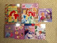 Disney Princess Book Lot