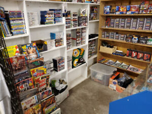 Video games toys and more