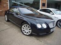 Bentley Continental GTC 2006 56 Sapphire Blue 39400 miles