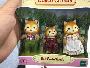 Calico critters 4 members