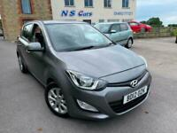 2012 Hyundai i20 1.2 Active 5dr Only £30 Car tax HATCHBACK Petrol Manual
