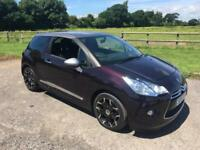 Citroen DS3 Puretech Dstyle Ss 3dr PETROL MANUAL 2015/15