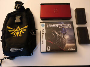 Nintendo DS Lite with Extras