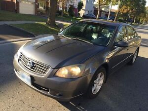 2005 Nissan Altima S Fully Loaded E-Tested