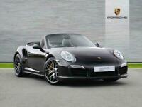 2015 Porsche 911 TURBO S PDK Coupe Petrol Automatic