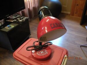 Montreal Canadiens lamp