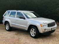 2008 Jeep Grand Cherokee 3.0 CRD Limited 4WD 5dr SUV Diesel Automatic