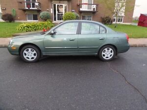 2002 Hyundai Elantra VE Berline