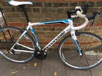 Cannondale Synapse si road racing bike
