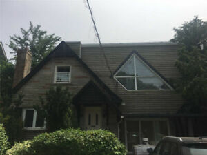 Convenience house by Yonge/Sheppard in Toronto for rent